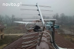 24h/7 Montaż ustawianie anten serwis Wieliczka okolice tel 7
