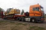 Transport niskopodwoziowy maszyn budowlanych poznań
